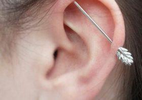 Descubre todo sobre el piercing industrial y la evolución de estos accesorios